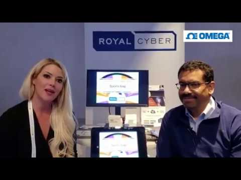 Omega Engineering shares their success story working with Royal Cyber Inc 👍